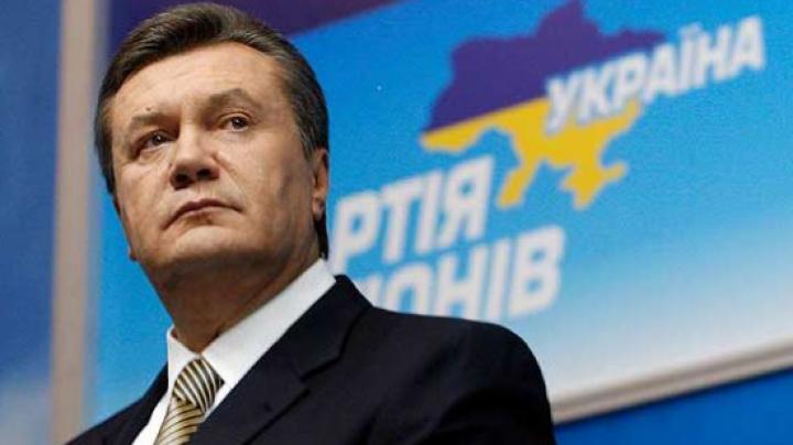 Victor Ianukovici: Luxul de la Mejigorie este o campanie de denigrare