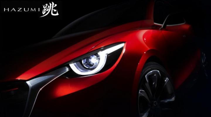 Mazda prezintă conceptul Hazumi la Salonul Auto de la Geneva