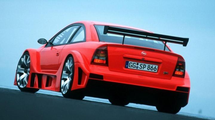Opel va lansa în curând cel mai puternic model Astra de serie