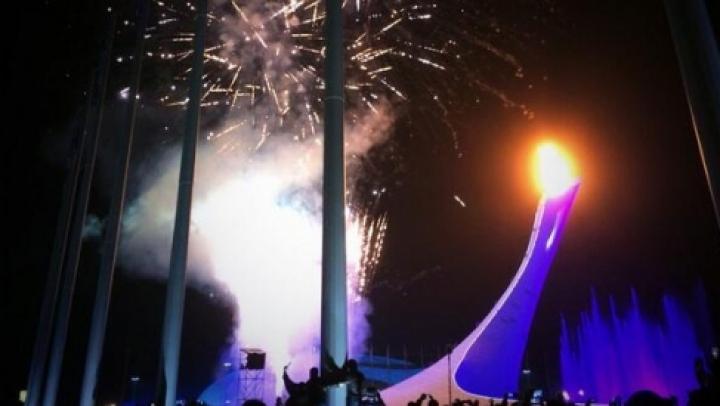 (GALERIE FOTO) Сeremonia de deschidere a Jocurilor Olimpice de la Soci