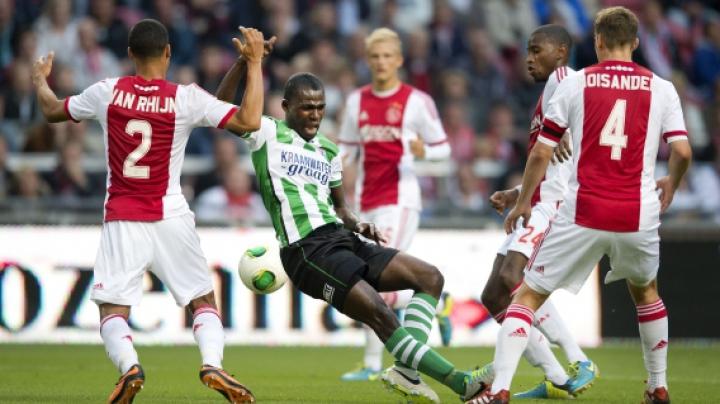 Fotbalistul olandez Klaas Jan Huntelaar va juca în continuare pentru Ajax Amsterdam