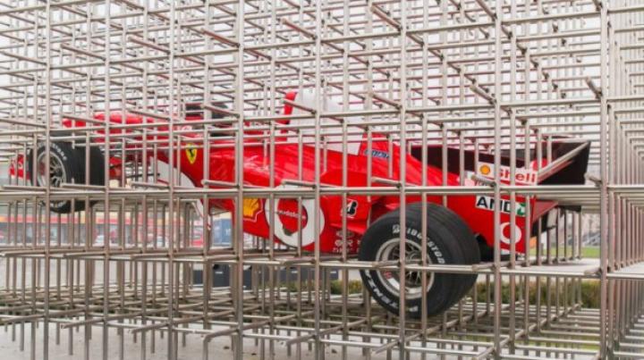 (FOTO) O plimbare virtuală prin muzeul Ferrari