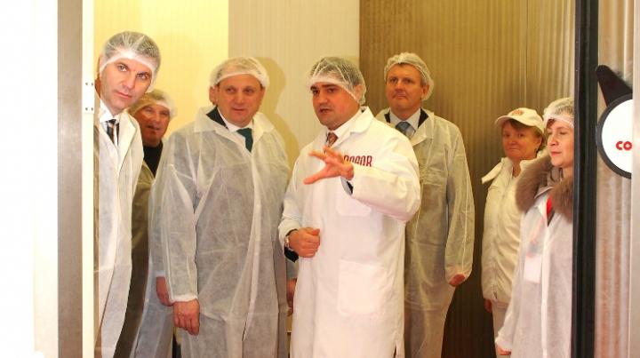 Experții europeni au apreciat calitatea produselor ROGOB