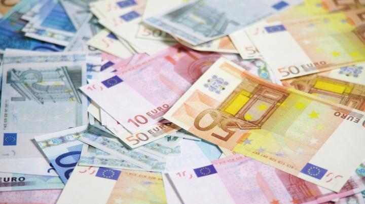 Euro atinge un nou RECORD ISTORIC față de leul moldovenesc