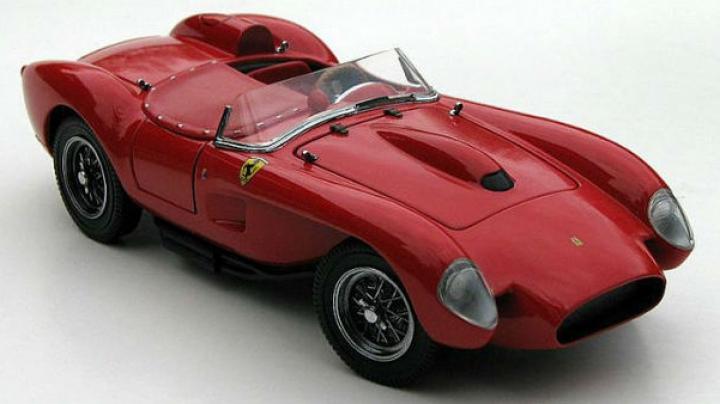 Aceasta este maşina care a fost vândută pentru suma de 30 de milioane de euro (FOTO)