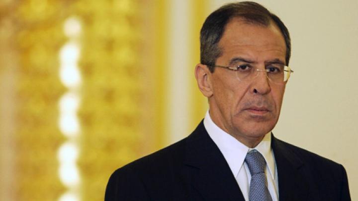 """Lavrov acuză UE că vrea o """"sferă de influenţă"""" în Ucraina"""