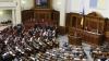 Rada de la Kiev a adoptat declaraţia privind lupta pentru eliberarea Ucrainei