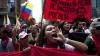 Caracas este din nou în stare de asediu! Capitala Venezuelei s-a transformat într-un teren de luptă