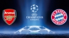 Nu rata meciul INCENDIAR dintre Bayern Munchen şi Arsenal Londra din această seară