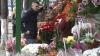 Toată lumea e pe jar! Îmbulzeală şi mare forfotă la florăriile din capitală (VIDEO)