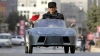 Cel mai mic supercar din lume: Lambo Aventador a fost construit de un chinez