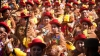 Carnaval cu morţi în Bolivia. O construcţie metalică a cedat în deschiderea manifestării