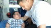 Caz extrem în Columbia! Un copil de doar opt luni cântăreşte 20 de kilograme (VIDEO)