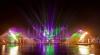 """Arabii preiau """"Festivalul Luminilor"""" de la francezi. Imagini emoţionante din Dubaiul nocturn (VIDEO)"""