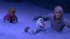 """Lungmetrajul """"Frozen"""" a devenit filmul de animaţie cu cele mai mari încasări din istoria cinematografiei"""