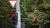"""""""O fi daltonist?"""" Şoferul unui autobuz din Cahul opreşte la verde şi porneşte la roşu (VIDEO)"""