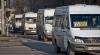 Răspunsul transportatorilor la iniţiativa lui Ceban de a rezilia contractele cu administratorii rutelor: Protestele vor continua