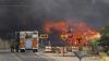 O nouă năpastă peste SUA. Incendii puternice au împânzit mai multe state americane