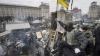 Se înregistrează primii răniţi în asaltul administraţiei regionale din Harkov