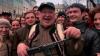 "(VIDEO) ""Extremiştii"" din Lvov i-au transmis un mesaj SPECIAL lui Vladimir Putin: ""Vova, nu fi laş!"""