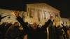 Poliţiştii din Portugalia au ieşit la protest! Oamenii legii s-au luat la harţă cu paza Legislativului (VIDEO)