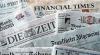 Ucraina rămâne subiectul principal în presa internaţională