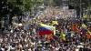 Protestele violente din Venezuela tind să iasă de sub control