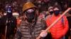 Mişcarea politică Sectorul de Dreapta a încercat să ia cu asalt Rada Supremă de la Kiev