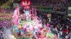 Carnavalul de la Rio de Janeiro şi-a desemnat favoriţii. Campionii din acest an sunt artiştii de la Unidos da Tijuca