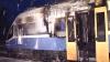 (VIDEO) Tren în flăcări pe linia Chişinău-Ungheni! Trei echipe de pompieri au mers la faţa locului