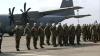 Militarii moldoveni au plecat în misiunea de menţinere a păcii în Kosovo