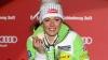 Campioana Olimpică de la Soci, Mikaela Shiffrin, a  obţinut a cincea victorie din acest sezon