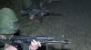 Rusia continuă demonstraţiile de forţă la frontiera cu Ucraina. Soldaţii au tras din mitraliere şi au lansat grenade reactive