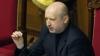 Preşedintele interimar al Ucrainei: Suntem gata să negociem, dar nu vom accepta niciodată anexarea pământului nostru