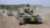 Ucraina sperie Rusia cu exerciţii militare. Sunt invitaţi să participe şi soldaţii moldoveni