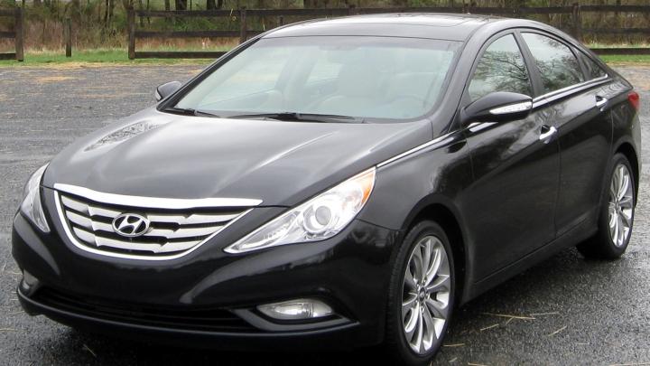 Hyundai şi-a prezentat noua generaţie Sonata