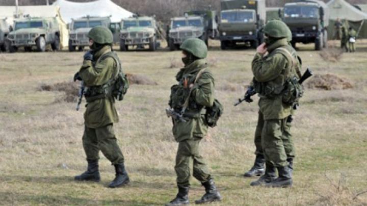 Comisariatul Militar din Simferopol a fost ASEDIAT