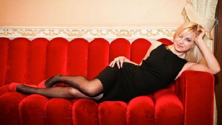 Procurorul din Crimeea încinge spiritele pe Internet! Blonda sexy a devenit idolul japonezilor (FOTO)