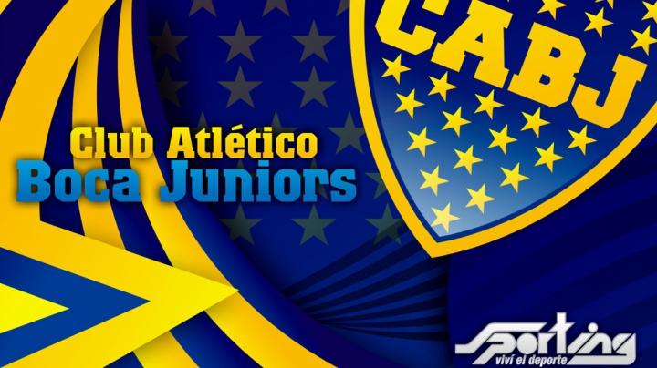 Campionatul Argentinei: Boca Juniors a învins Olimpo, scor 2:0