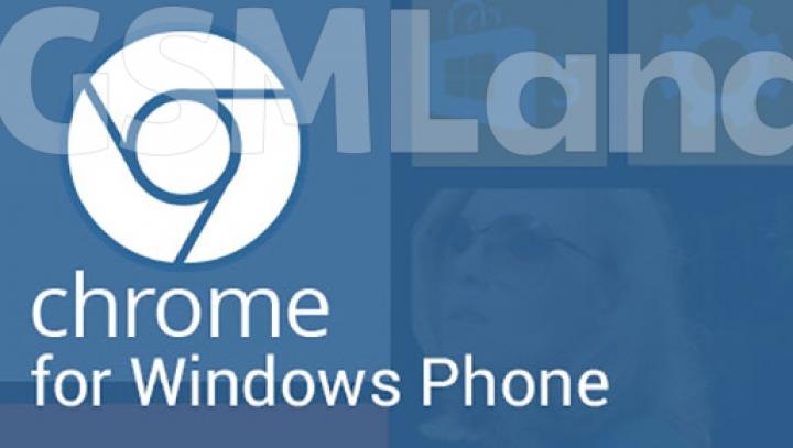 Google pregăteşte lansarea browserului Google Chroome pentru Windows Phone