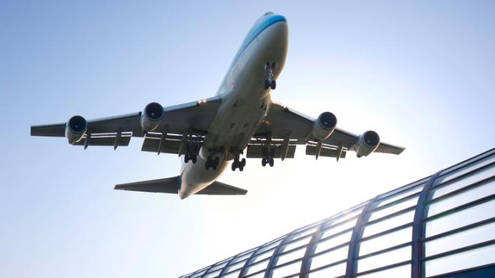 VIDEO SPECTACULOS! Cum arată traficul aerian din Europa văzut din cosmos