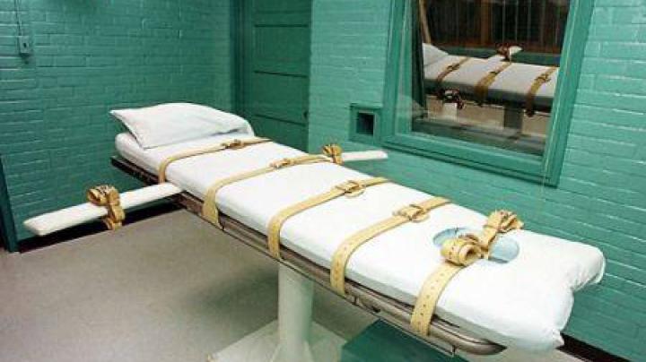 Statistică ÎNFRICOŞĂTOARE! Numărul oamenilor executaţi în lume este în creştere