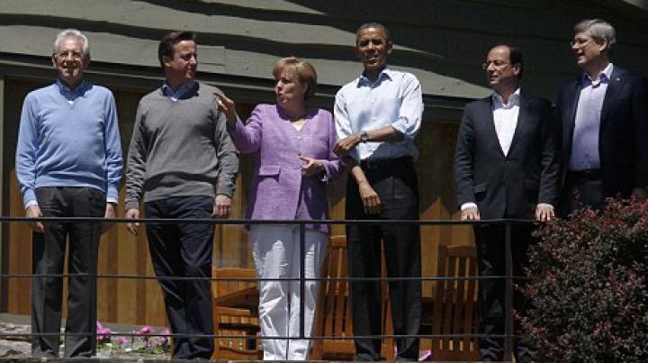 G7 va întreprinde măsuri suplimentare faţă de Rusia