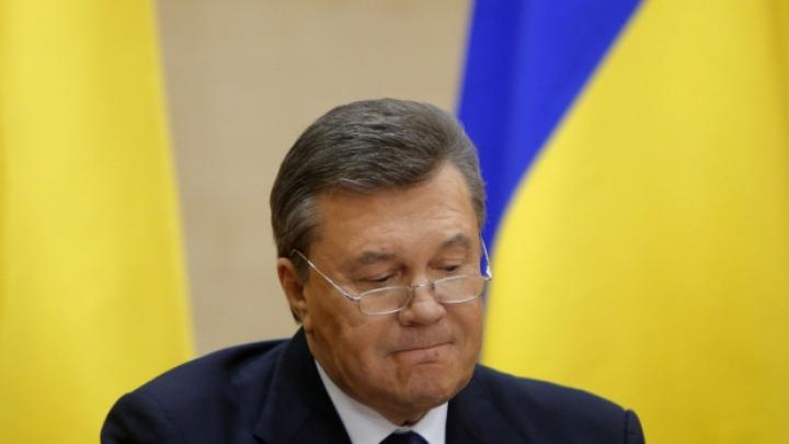 Presa din Rusia: Victor Ianukovici a suferit un atac de cord şi se află în stare gravă