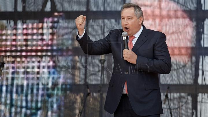 Rogozin către ambasadorul Ucrainei la Chişinău: Fiu de căţea! Ce l-a nemulţumit pe demnitarul rus