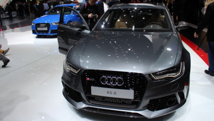 Premieră! Audi lansează noul model TT în trei versiuni (FOTO)