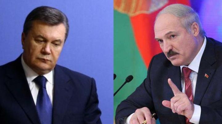 SFATUL lui Lukaşenko pentru Ianukovici: Ia arma şi du-te singur în Ucraina, chiar dacă te vor ucide