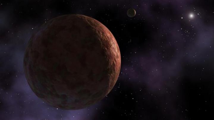 Planeta 9 există! Un asteroid misterios aduce dovada