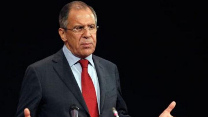 Lavrov: Rusia nu are nicio intenție să treacă frontiera Ucrainei