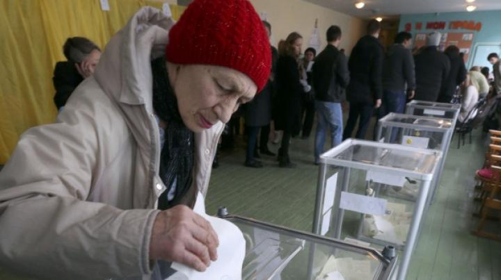 Rezultate preliminare: 95,5% din populaţia Crimeii a votat pentru anexarea la Rusia